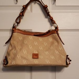 Dooney and Bourke hobo bag